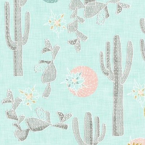 Dreamy Cactus