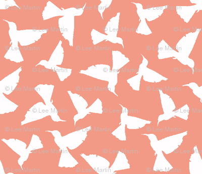 Hummingbirds__F29A86_Coral_white