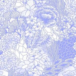 Periwinkle Bouquet
