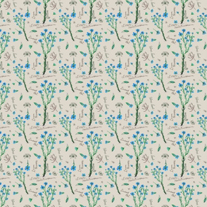 Botanical_Flax_Spoonflower