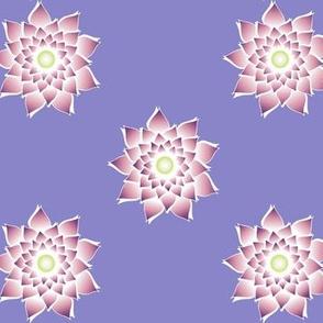 Lotus Blossom (perriwinkle)