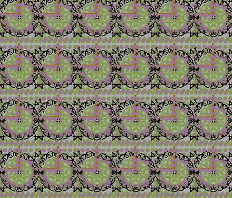 Australian Colourz Botanical fabric by inniv8z_oz on Spoonflower - custom fabric