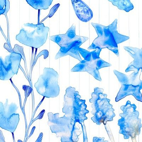 Blue Botanicals