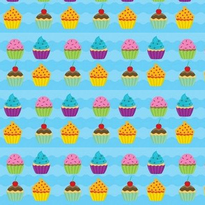 Cupcakes Tray