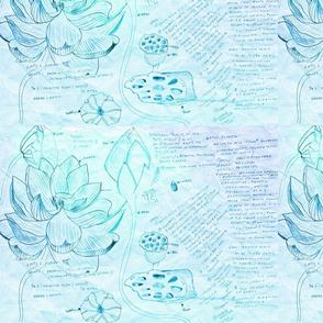 Lotus_Study_paper&water
