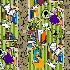 Books: Through the rabbit hole