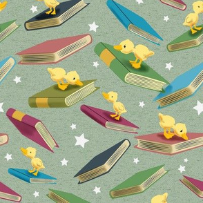 Book Ducklings 3