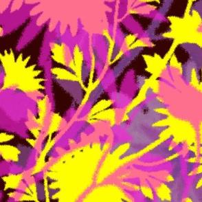Springing Floral ~ La! on Portfolio
