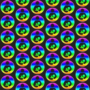 rainbow bf gradient