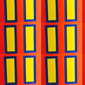 Red & Yellow Wallpaper