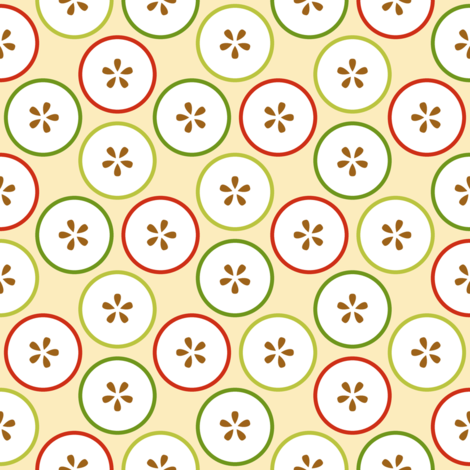 don't upset the apple-cart fabric by sef on Spoonflower - custom fabric