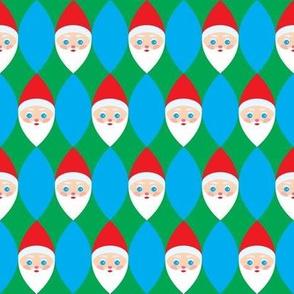 Santa Head Weave