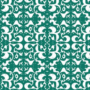 FRONT PORCH Island Green
