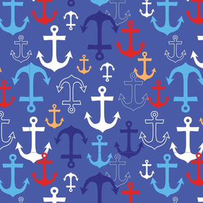 By the Sea Anchor Pattern