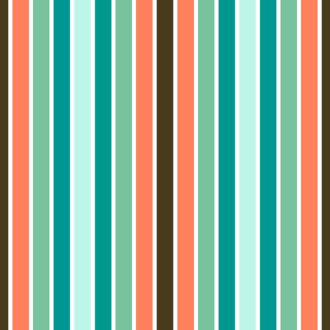 04523271 : stripe 5 in 8 : surf bar deckchair fabric by sef on Spoonflower - custom fabric
