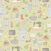 Dacha pattern