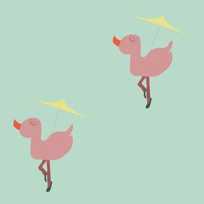 Duck Fashionista