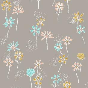 Applique Floral