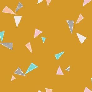 Applique Triangles