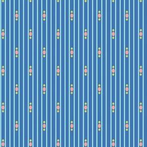 curtain stripe winter garden