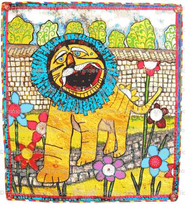 Mr. Lion.