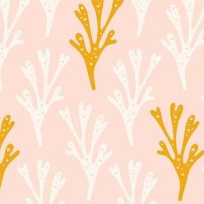 Dancing Coral: Blush