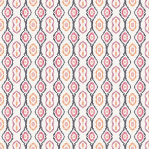 Ikat in corals