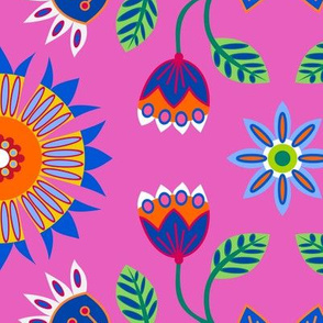 Portuguese Garden Quilt