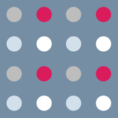 Americana Polka Dots
