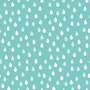 Raindrops Rainy (April and March)