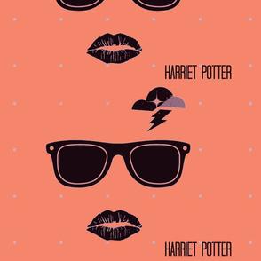 Harriet Potter Peach