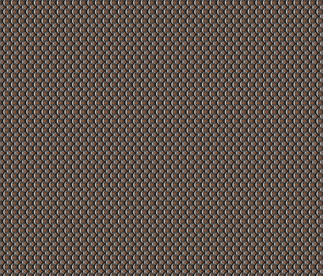 "Chainmaille Dark Vertical (1/2"") fabric by jelliclestudio on Spoonflower - custom fabric"