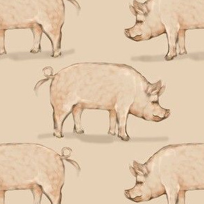 Pink Hog