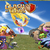 Clash Of Clans!