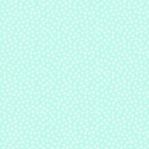 Minty Green Pebbles