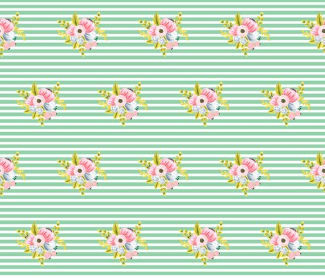 Rrhorizontalstripefloral_greensmall_shop_preview