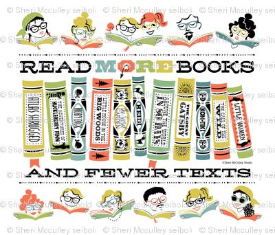 Read More Books Totes