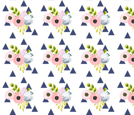 Rfloraltriangles2_navy_shop_preview