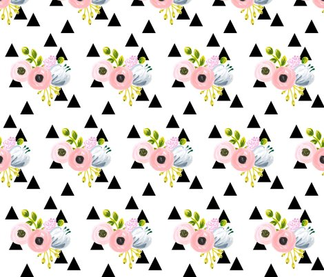 Rfloraltriangles2_black_shop_preview