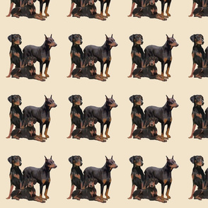 three_dobermans