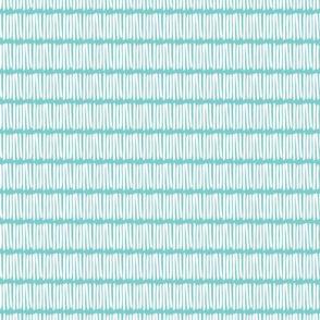 grass - White Turquoise