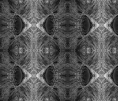 Tarantula Mouth fabric by mamapeachykeen on Spoonflower - custom fabric