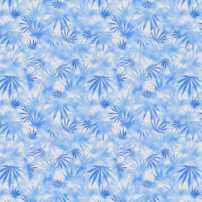 420 Blue On Blue