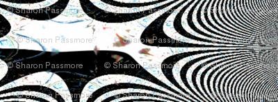 Fractal Zebra