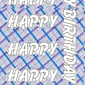 Happy Birthday Blues Small