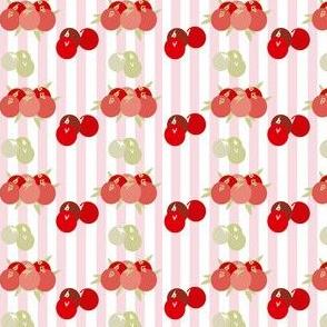 market fruit stripes