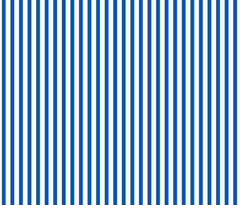 Popcorn Stripe (picnic blue, large) fabric by weavingmajor on Spoonflower - custom fabric