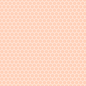Honeycomb_Sunrise Peach