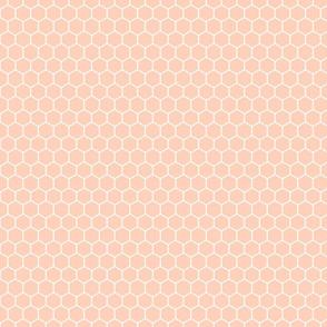 Honeycomb_Sunrise Peach