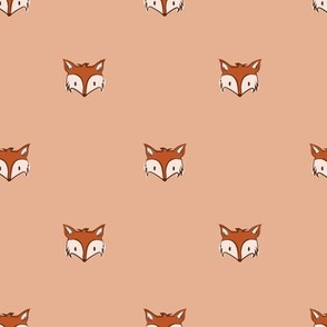 Fall Foxes